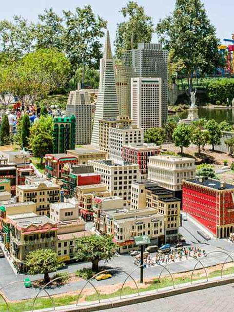 Legoland Carlsbad CA