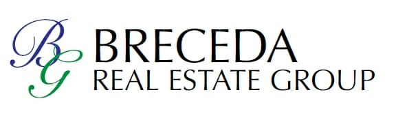 breceda real estate group logo
