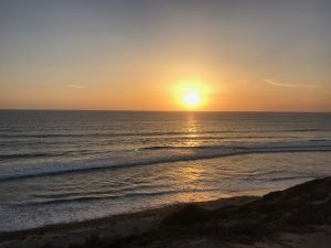 buying a home in Carlsbad sunset